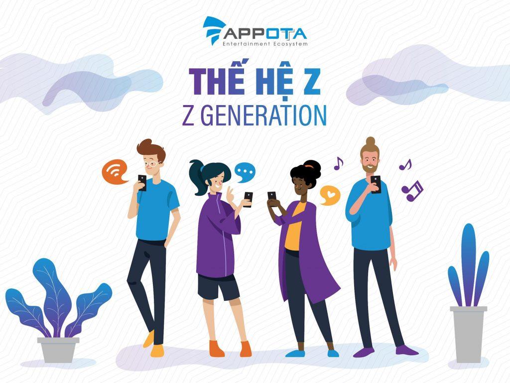 Xu thế của thế hệ Z