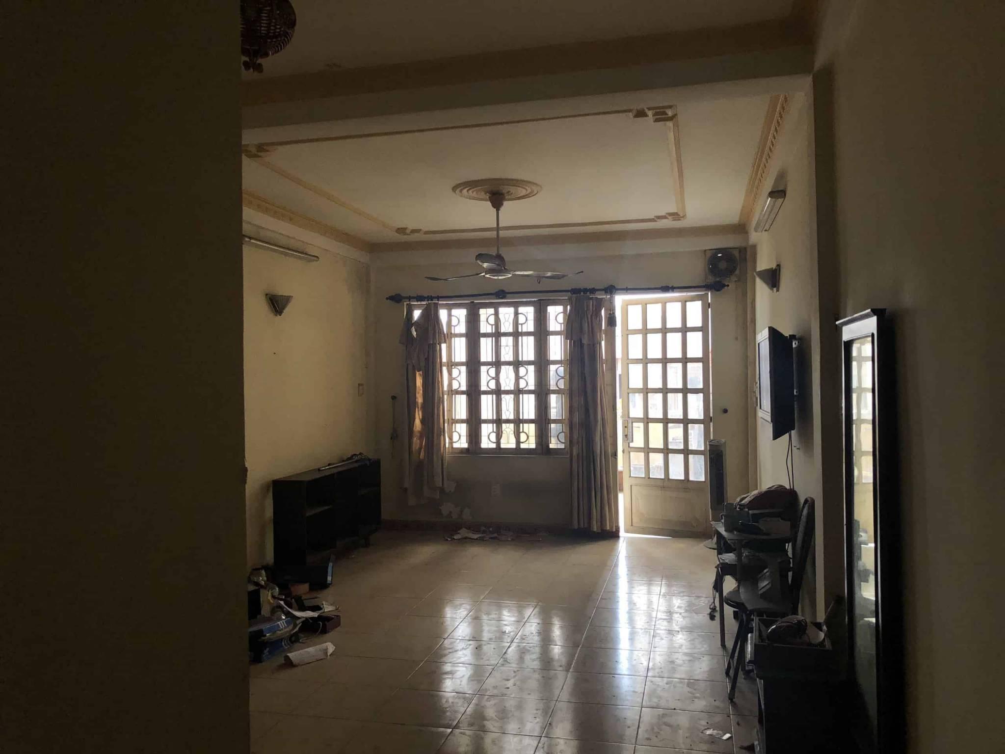 Đo vẽ hiện trạng, cải tạo căn hộ cho thuê Airbnb đường Mai Thị Lựu trước khi cải tạo 2