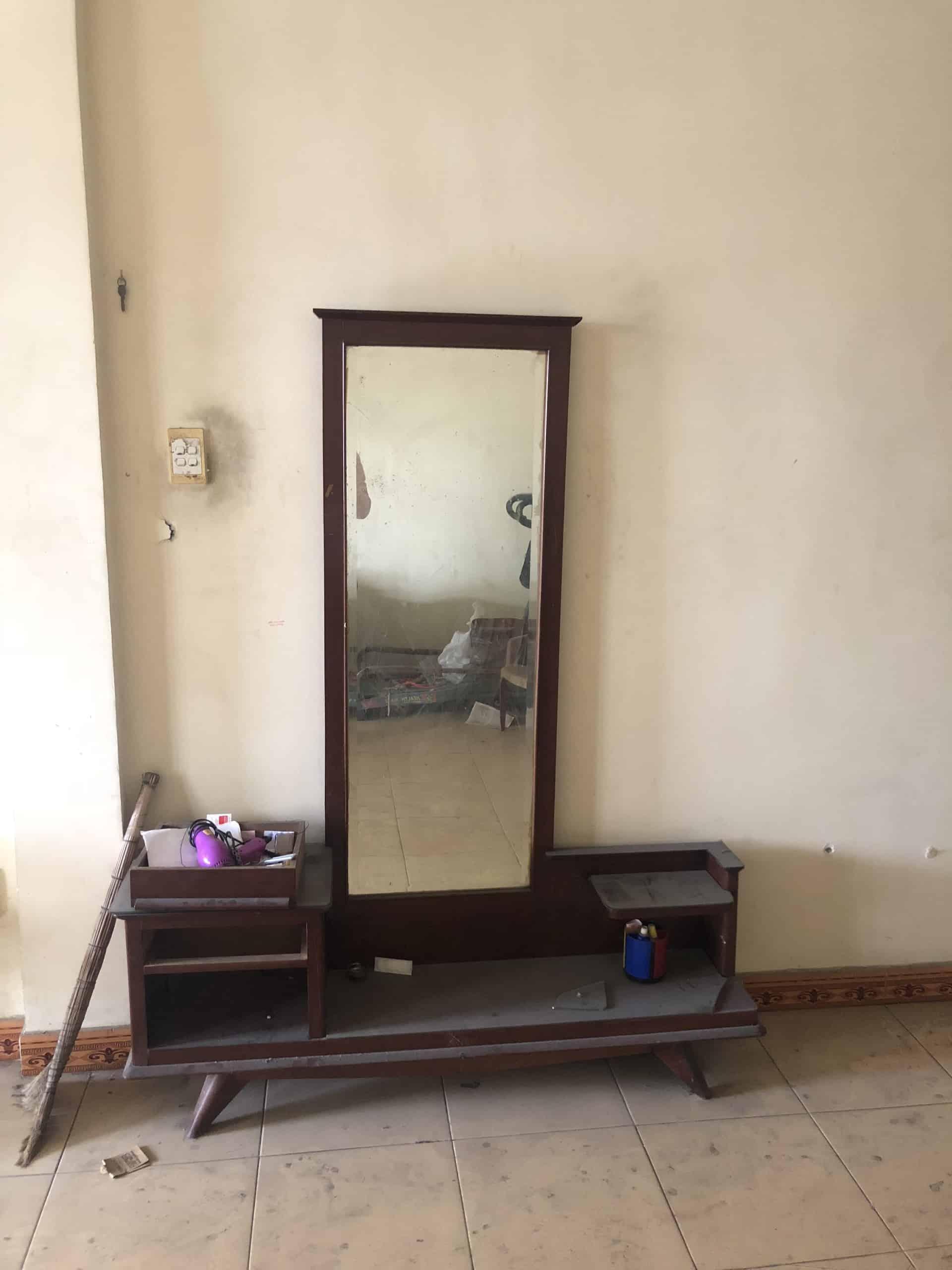 Đo vẽ hiện trạng, cải tạo căn hộ cho thuê Airbnb đường Mai Thị Lựu trước khi cải tạo 3