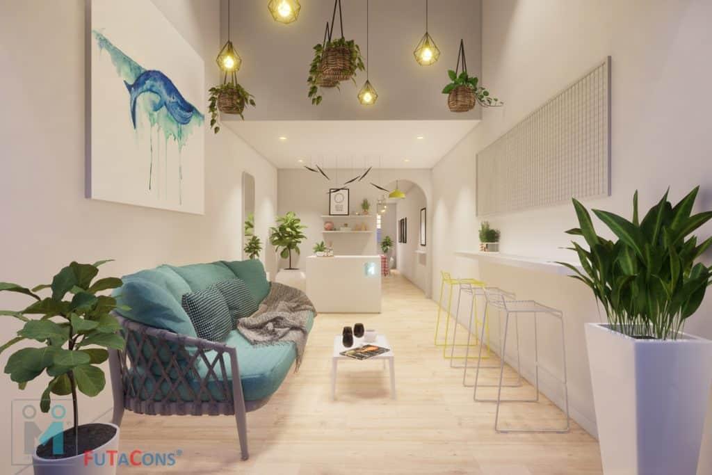 Thiết kế thi công hostel Đà Nẵng