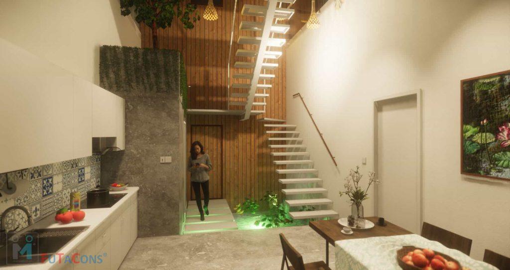 Cải tạo nhà ở Bình Phước