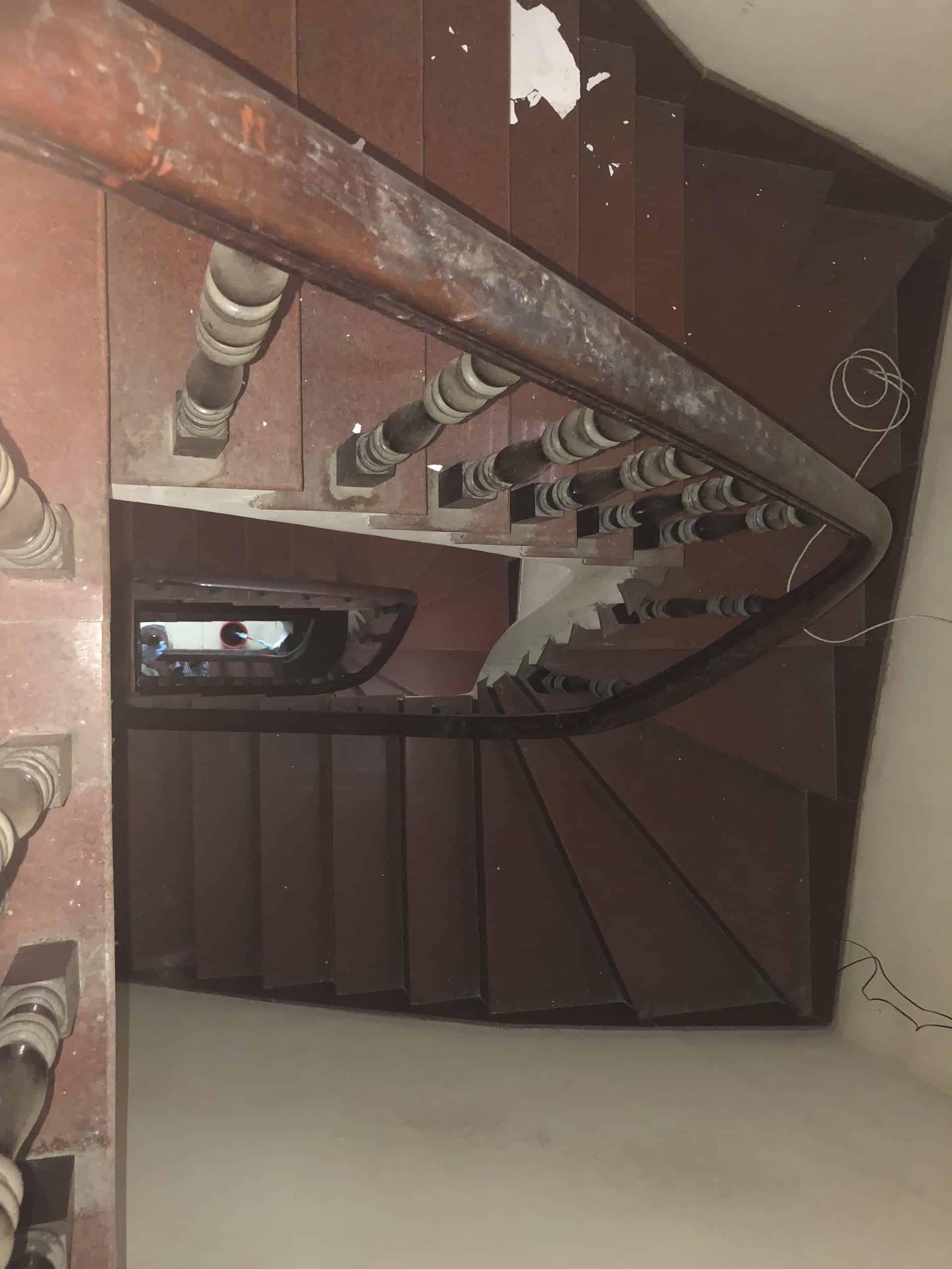 Đo vẽ hiện trạng, cải tạo căn hộ cho thuê Airbnb đường Mai Thị Lựu trước khi cải tạo 8