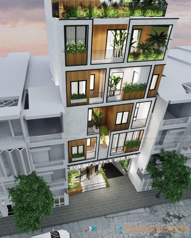 kinh nghiệm xây căn hộ mini