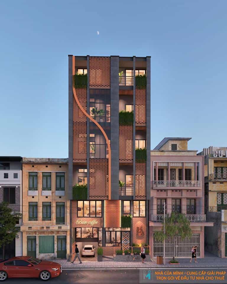 Dự án nhà ở kết hợp cho thuê Gò Vấp