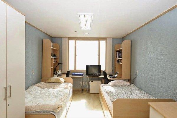 Thiết kế phòng trọ cao cấp cho sinh viên thuê