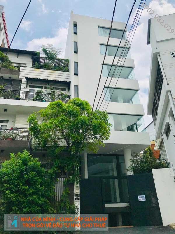 xây dựng căn hộ dịch vụ mini cho thuê