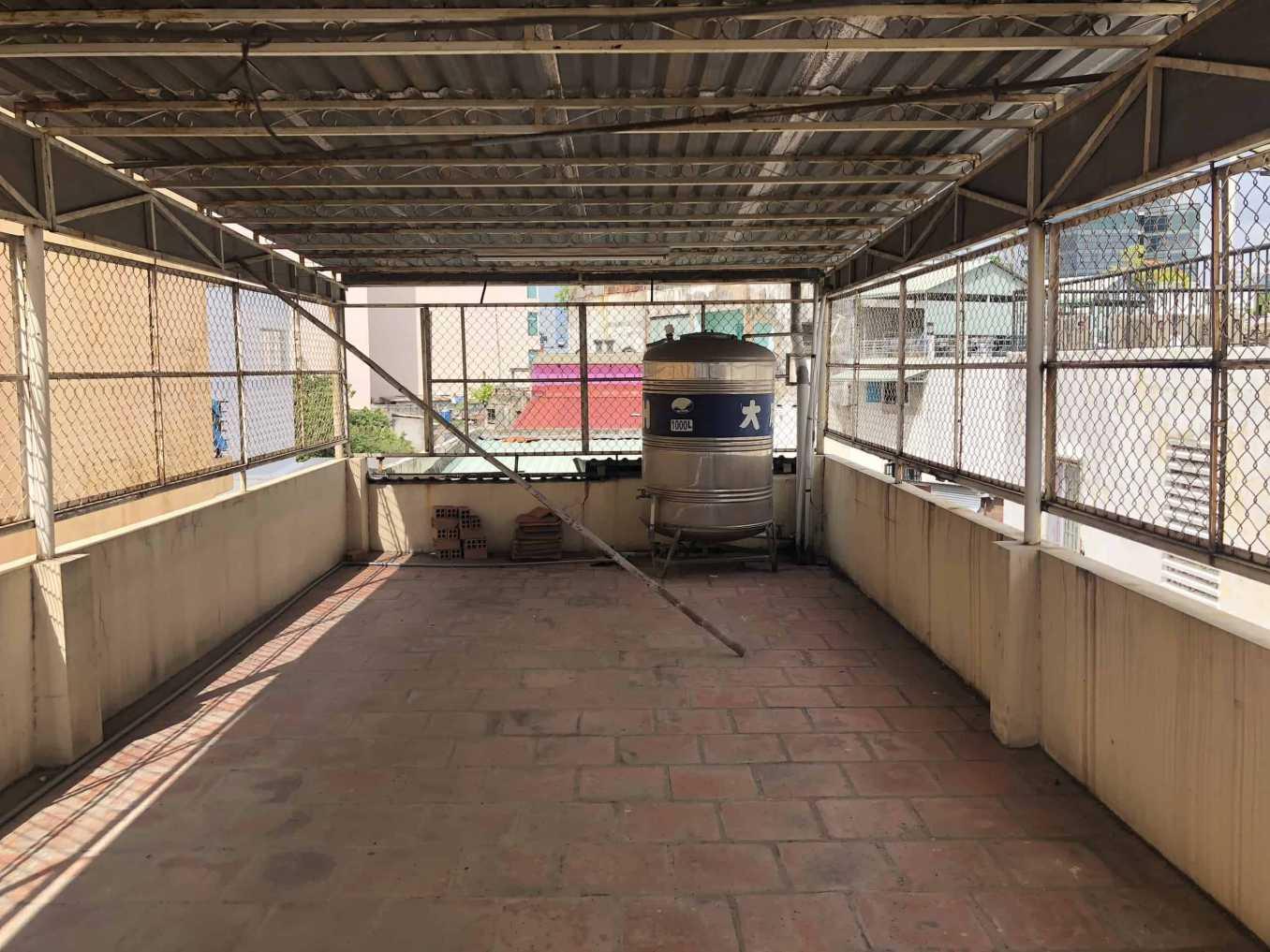 Đo vẽ hiện trạng, cải tạo căn hộ cho thuê Airbnb đường Mai Thị Lựu trước khi cải tạo 5