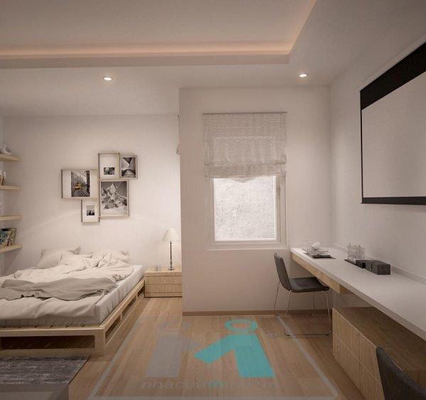 mô hình đầu tư xây dựng căn hộ dịch vụ