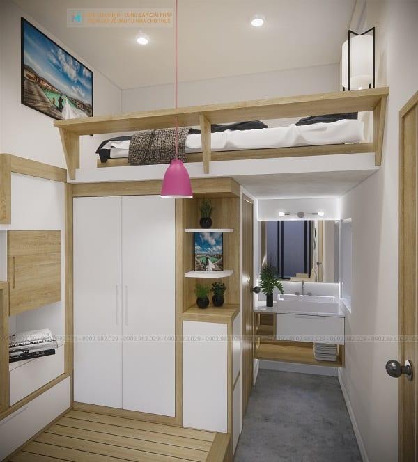 giá xây nhà cho thuê