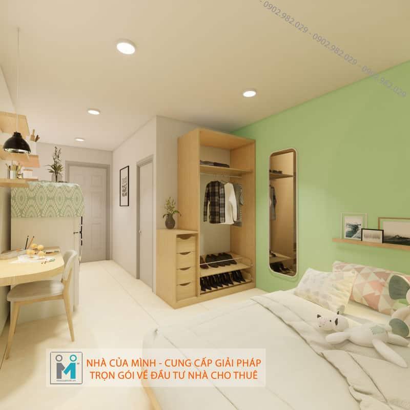 Thiết kế nhà cho thuê phường Phú Thuận, Quận 7