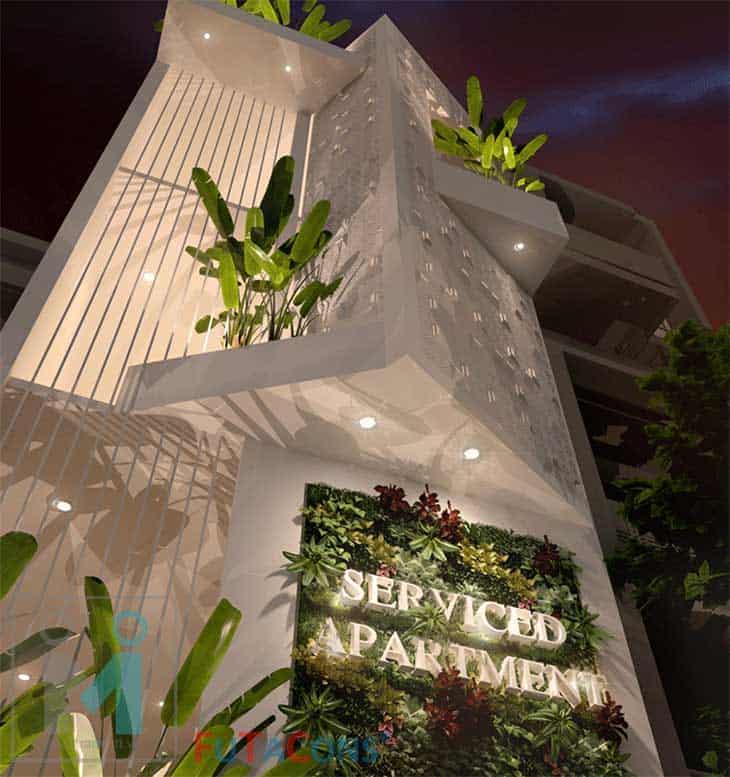 Thiết kế nhà cho thuê Quận 7