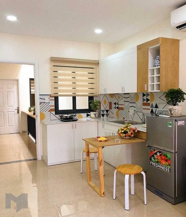 Thiết kế nhà cho thuê trọ giá rẻ