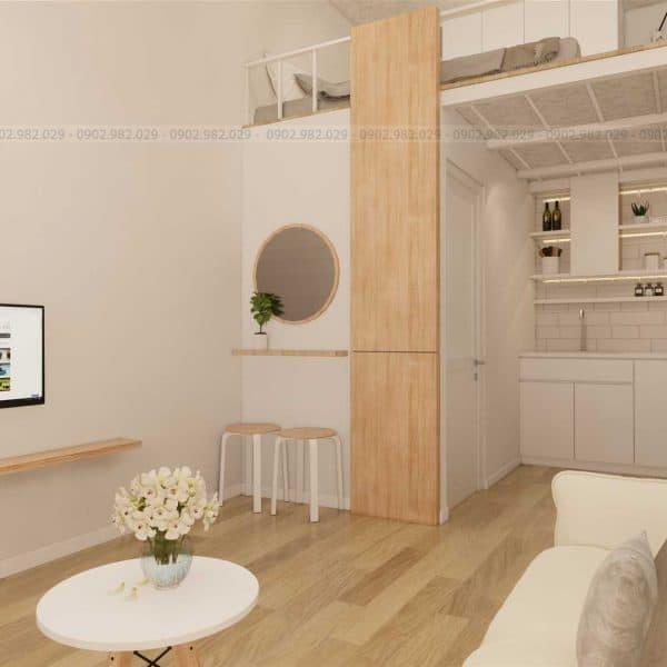 tư vấn xây phòng trọ cho thuê