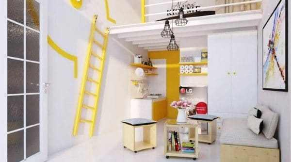 đầu tư xây phòng trọ cao cấp cho thuê